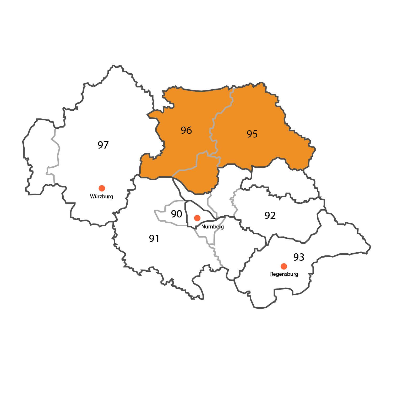 Gebietskarte - Alexander Kappl