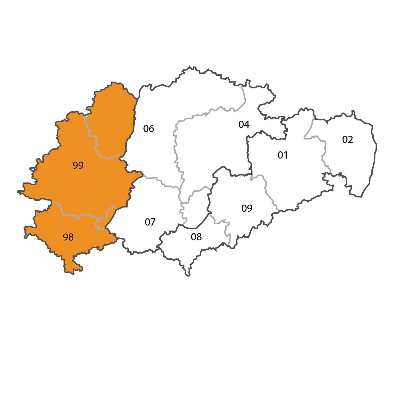 Gebietskarte - Niko Weigelt